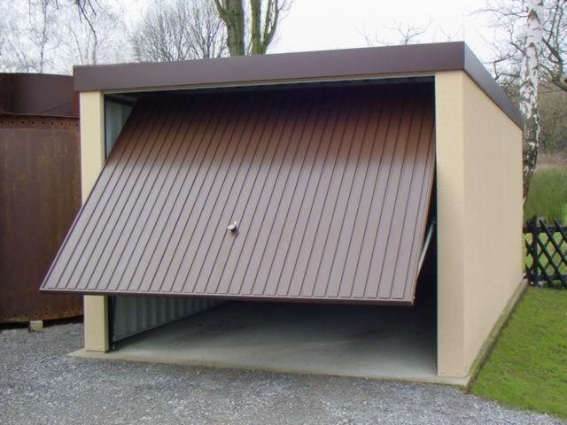 Konstrukcje Stalowe W Tym Garaże Oferta Firmy Rapmet